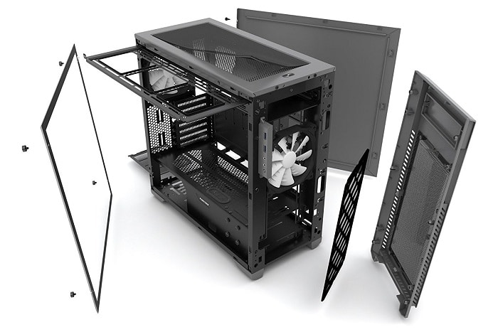phanteks enthoo computer case