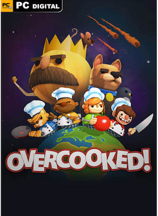Overcooked one of the best co-op games on steam