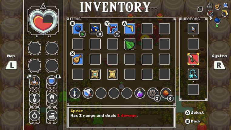 CoH Inventory