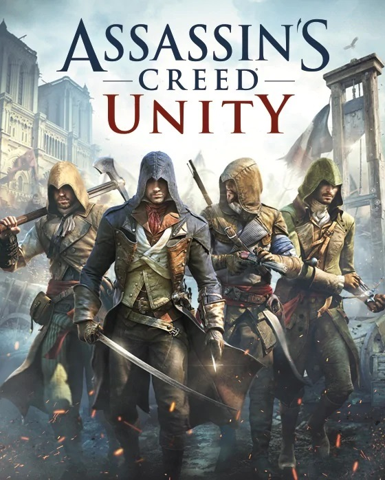 AC Unity Game Cover