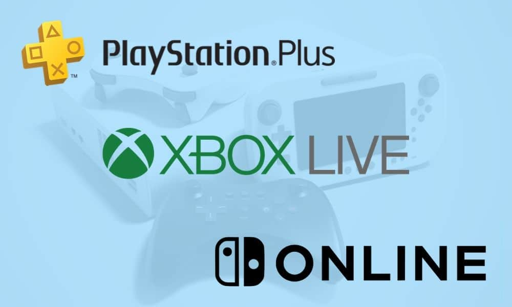 Xbox Live Gold vs. PlayStation Plus vs. Switch Online: Which Online Gaming Subscription is Better?