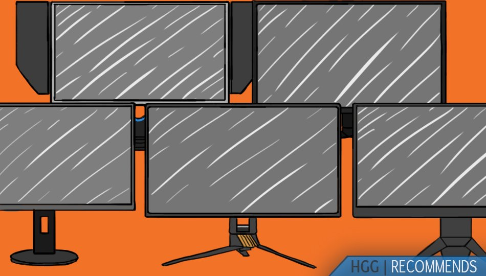 5 Best 240Hz Monitors: The Best and Fastest Monitors of 2020