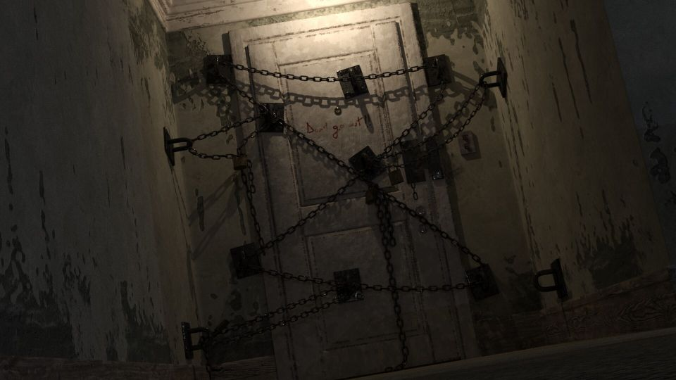 Silent Hill 4 The Room by Stefano Scola